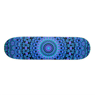 Plateaux De Skateboards Customisés Kaléidoscope génial