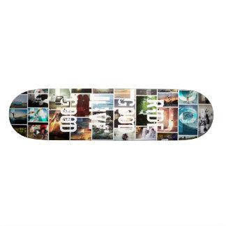 Plateaux De Skateboards Customisés Planche à roulettes d'archives de Tumblr