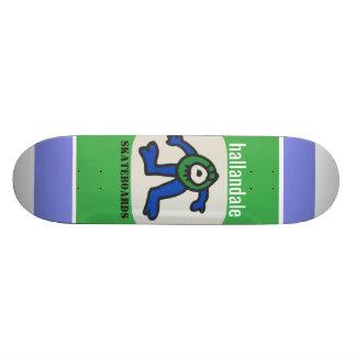 Plateaux De Skateboards Customisés Plate-forme de planche à roulettes de Hallandale