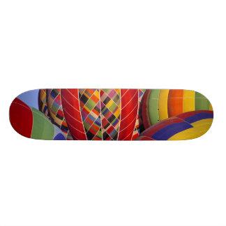 Plateaux De Skateboards Les Etats-Unis, Arizona, vue de Val. À air chaud