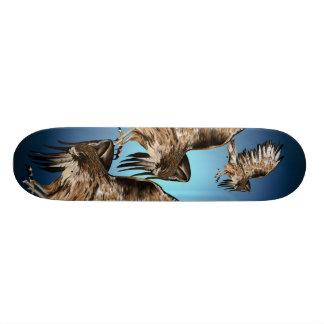 Plateaux De Skateboards Planche à roulettes de faucon de vol