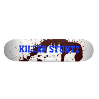 Plateaux De Skateboards Planche à roulettes de Stunz de tueur