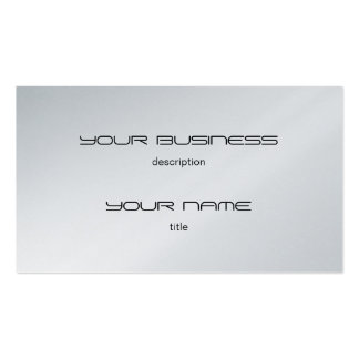 Platine exécutif de luxe de modèle de carte de vis modèles de cartes de visite
