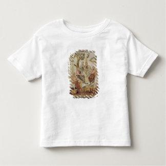 Platon conversant avec ses élèves t-shirt pour les tous petits