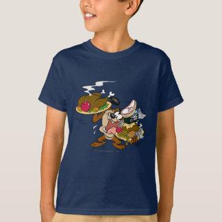 Plats de thanksgiving de TAZ™ T-shirt