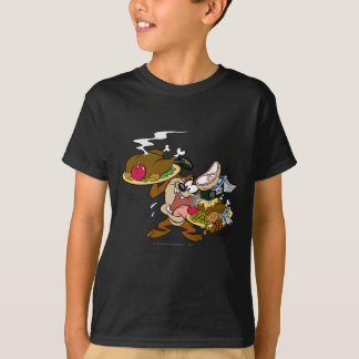 Plats de thanksgiving de TAZ™ T-shirt