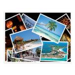 Playa del Carmen - Postal card Carte Postale