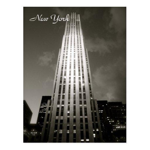 Plaza de 30 Rockefeller Cartes Postales