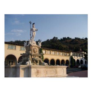 Plaza de crique de Malaga Carte Postale