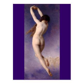 Pleiad perdu - carte postale de Bouguereau