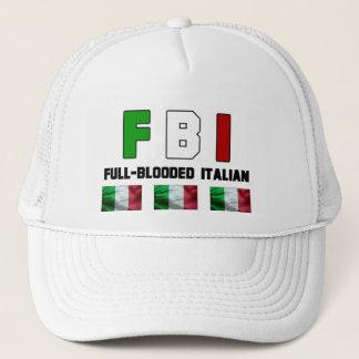 Plein casquette italien de Blooded