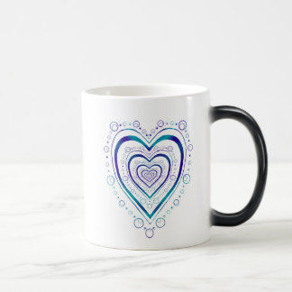 Plein coeur mug magic