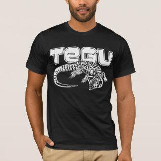 Plein corps de Tegu T-shirt