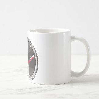 Plein réservoir de gaz mug