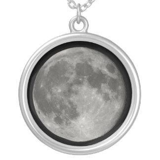 Pleine lune collier