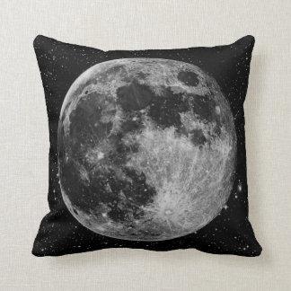 Pleine lune coussin