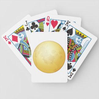 Pleine lune - Emoji Jeu De Cartes