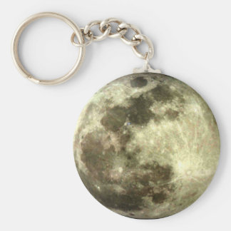 Pleine lune Keychain