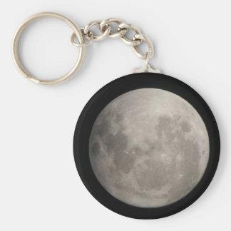 Pleine lune porte-clés