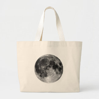 Pleine lune sacs en toile
