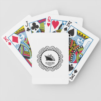 pleine vapeur ronde en avant jeux de cartes