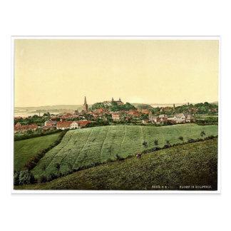 Plen (c.-à-d., Pl&ouml ; n) au Holstein, Kiel, Carte Postale
