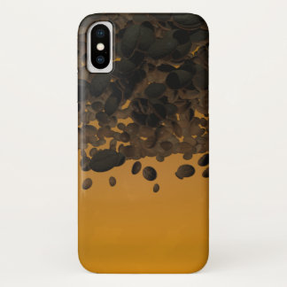 Pleuvoir le coque iphone de café