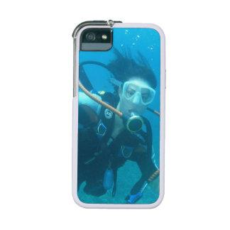 Plongée à l'air étuis iPhone 5