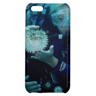 Plongée à l'air étuis iPhone 5C