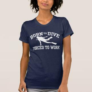 Plongée à l'air t-shirt