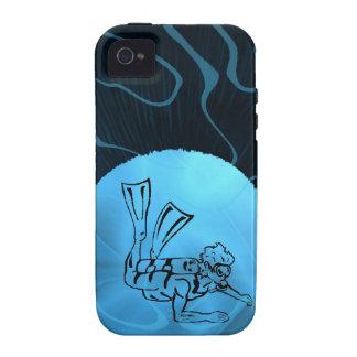 plongée coques iPhone 4