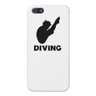 Plongée Coque iPhone 5