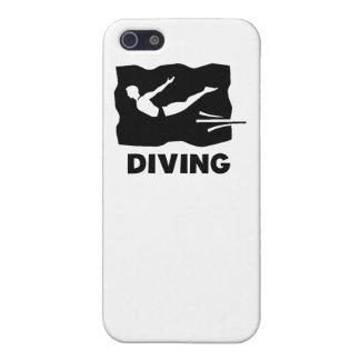 Plongée Coques iPhone 5