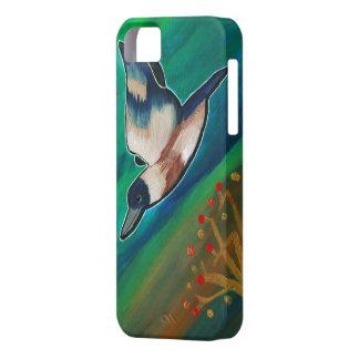 Plongée de martin-pêcheur étuis iPhone 5
