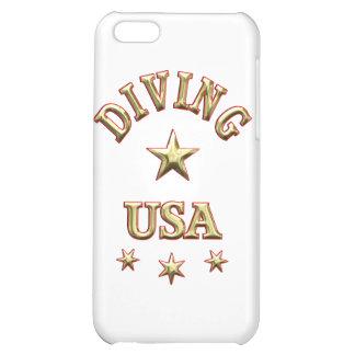 Plongée Etats-Unis Coques iPhone 5C