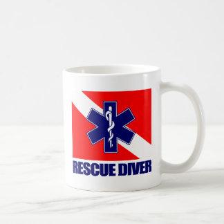 Plongeur 2 d'ERT Mug