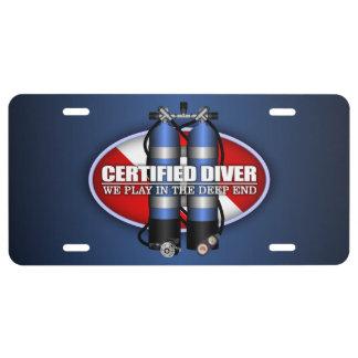 Plongeur certifié (St)