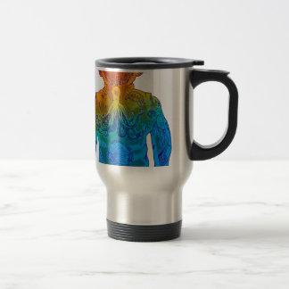 Plongeur Mug De Voyage