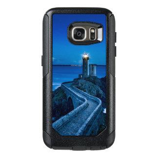 Plouzane, France, phare Coque OtterBox Samsung Galaxy S7