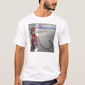 Plu sur mon T-shirt de la chaleur