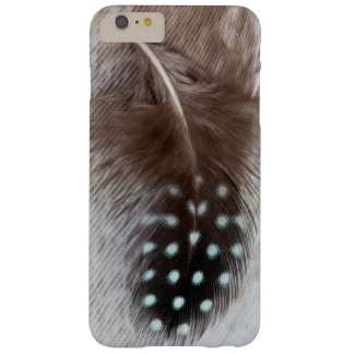 Plume de pintade et d'oie coque barely there iPhone 6 plus