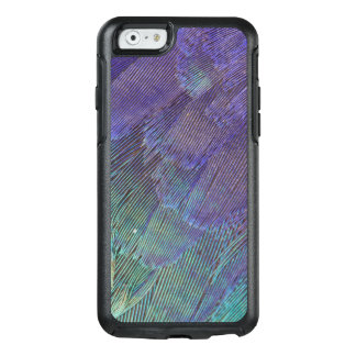 Plumes de rouleau de Lilas-breasted Coque OtterBox iPhone 6/6s