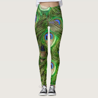 Plumes Leggings