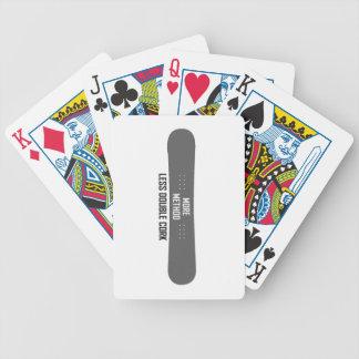 Plus de méthode moins de double liège jeux de cartes