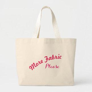 Plus de sac de FabricPlease