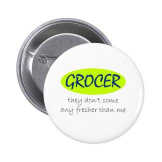 Plus frais badge avec épingle