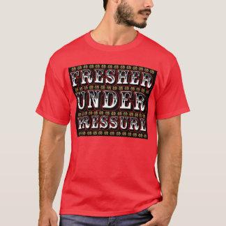 Plus frais sous pression (noir) t-shirt