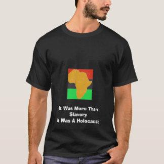 Plus que le T-shirt d'esclavage