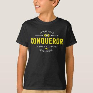 Plus qu'un T-shirt de conquérant
