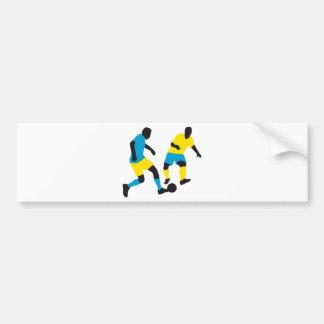 plus soccer players adhésif pour voiture